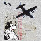 Mickey Mao by mark burban