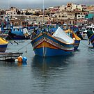 Winter Harbour by DiveDJ