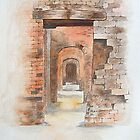 Doorways by Christa St.Jean