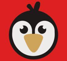 Penguin head T-Shirt