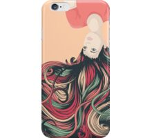 Cascade of Hair iPhone Case/Skin