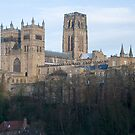 Durham Cathedral by Peter Reid