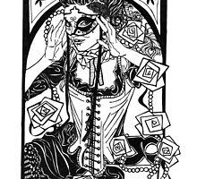 Masquerade  by Lynette K.