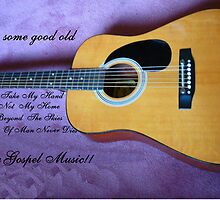 Guitar and Gospel by MaeBelle