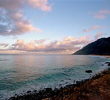 Keawa'ula Bay by kevin smith  skystudiohawaii