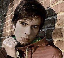 Guy shoot in New York Model by timokohlenberg