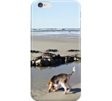 Tiny's Beach Trip iPhone Case/Skin