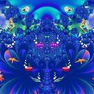 Under The Sea by Glenna Walker