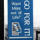 Want More Out of Life? by Donna Adamski