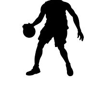 Basketball Player Silhouette 1 by Gotcha29