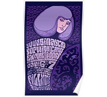 Young Rascals at Fillmore Poster