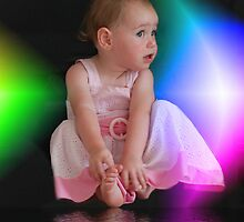 Rainbow Doll by Michelle *