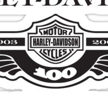 harley 789 Sticker