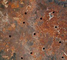 Rusty holes by debsrockine