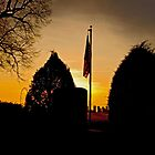 Dawn breaks at the Cemetery by manchesterjohn