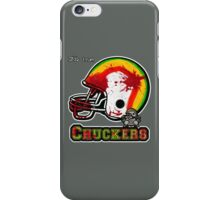 Chuckers iPhone Case/Skin