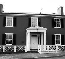 Woodrow Wilson Birthplace by Tara Johnson
