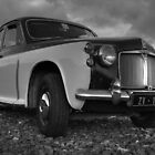 Wedding Car - Rover 95 HDR2 by highonsnow