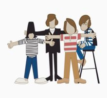 The Lovin' Spoonful by johnnythunder