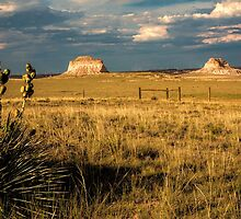 Pawnee Buttes by Jon Burch