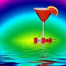 Fruit Cocktail Please! by Trudy Wilkerson