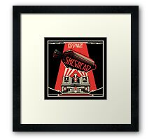 Led Dwarf Framed Print