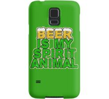Beer Spirit Animal Samsung Galaxy Case/Skin