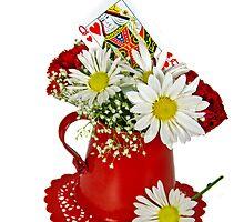 Valentine Bouquet by Maria Dryfhout