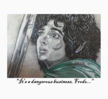 Dangerous Business by Joanne Sparks