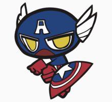 Capitan America! Kids Clothes