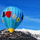 Hot air balloon by Riviera