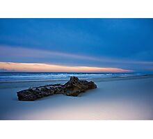 Beached Photographic Print