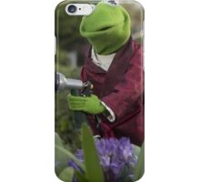 Kermit  iPhone Case/Skin