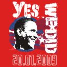 Barack Obama - Yes We Did 20/01/2009 II by MVP1