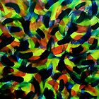 Gestural Gestalt Gone Gonzo 2 by charlespeckcom