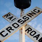 Railroad Crossing by lroof