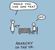 Anarchy In the Uk by vellond