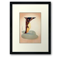 The silent one Framed Print