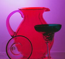 The Red Pitcher by Rosalie Scanlon