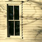 CHURCH WINDOW by Chuck Wickham
