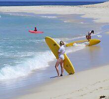 surfie girl by jimofozz
