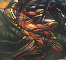EXPANDING MY UNIVERS by Ehivar Flores Herrera