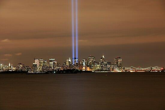 9/11 Memorial New York  by pmarella