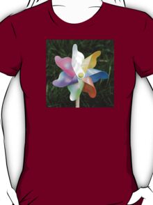 Pinwheel Children's toy photo T-Shirt