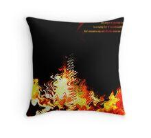 Fire of Love v1.0 Throw Pillow