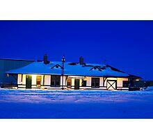 Prairie Dog Central Photographic Print