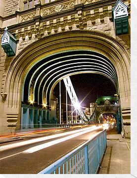 TOWER BRIDGE MOVEMENT by Scott  d'Almeida
