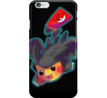 Toothless Pikachu iPhone Case/Skin