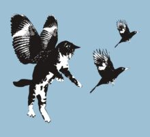 Flying Cat by hyde