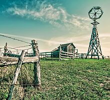 Where The grass is always Green by JohnDSmith